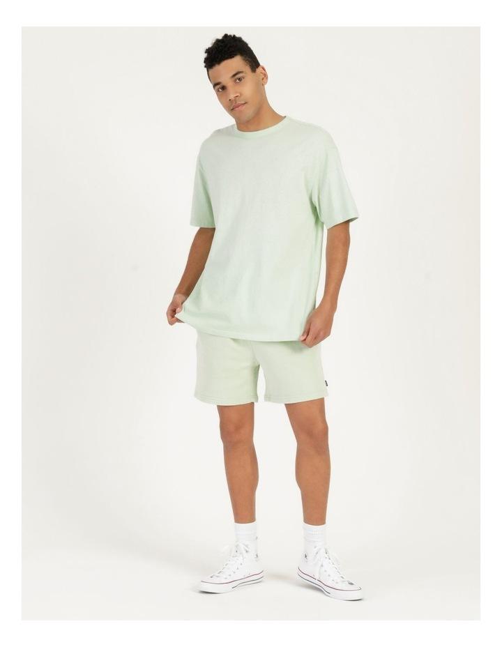 Hooley Heavy Pigment Short Sleeve Skater Tee Mint image 2