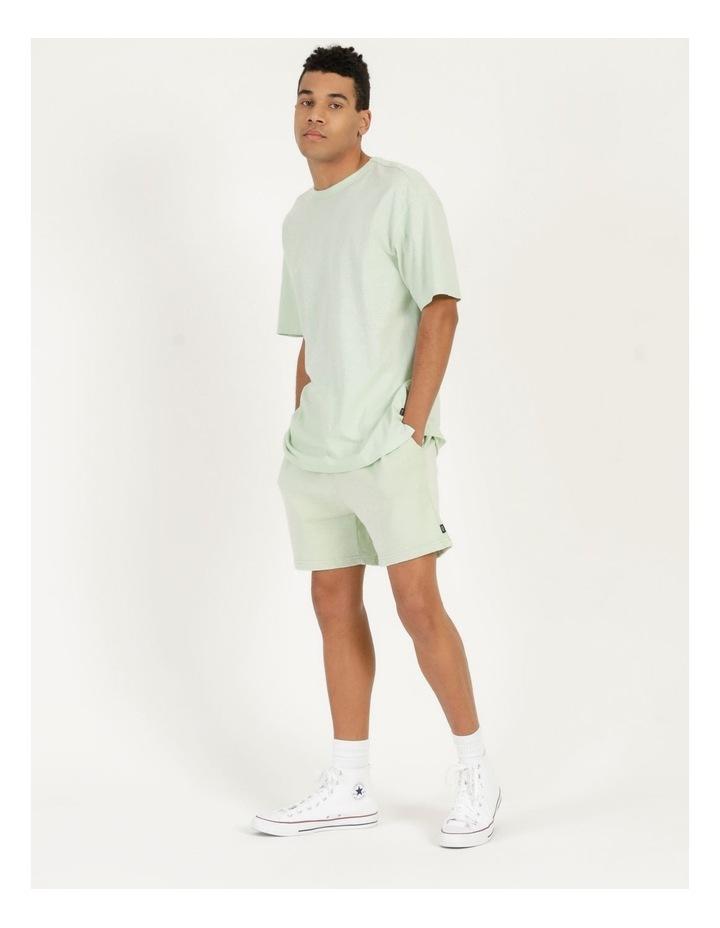 Hooley Heavy Pigment Short Sleeve Skater Tee Mint image 4