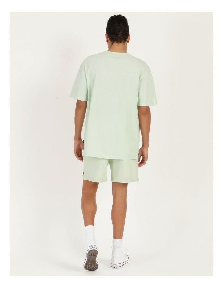 Hooley Heavy Pigment Short Sleeve Skater Tee Mint image 5