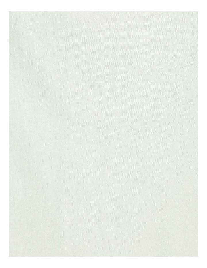 Hooley Heavy Pigment Short Sleeve Skater Tee Mint image 7