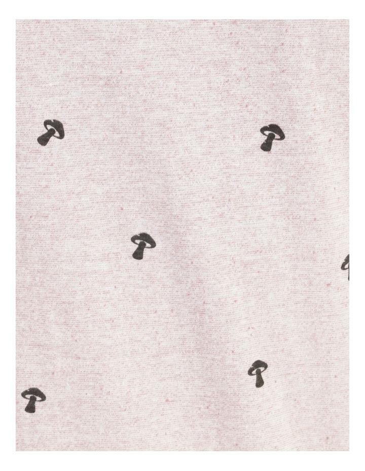 Mushie Convo Print Short Sleeve Tee image 6