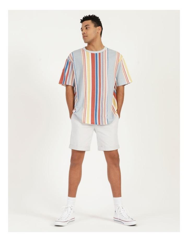 Seville Stripe Short Sleeve Skater Tee image 1