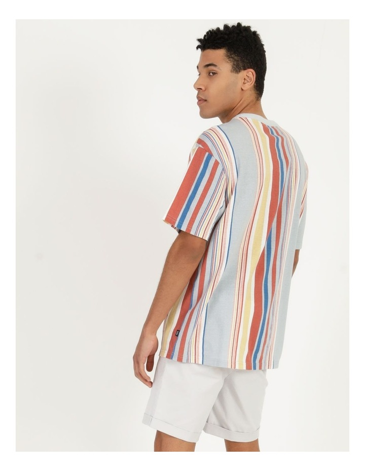 Seville Stripe Short Sleeve Skater Tee image 2