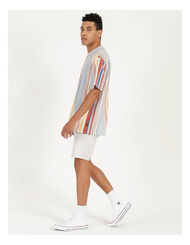 Seville Stripe Short Sleeve Skater Tee image 5