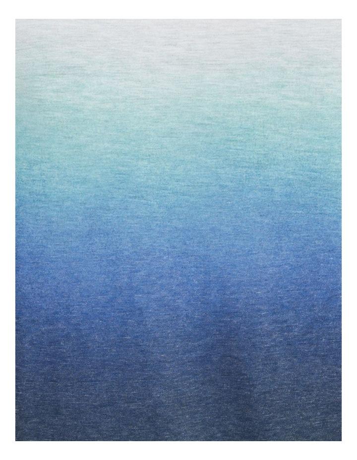 Dinkum Dip Dye Short Sleeve Tee Blue image 7