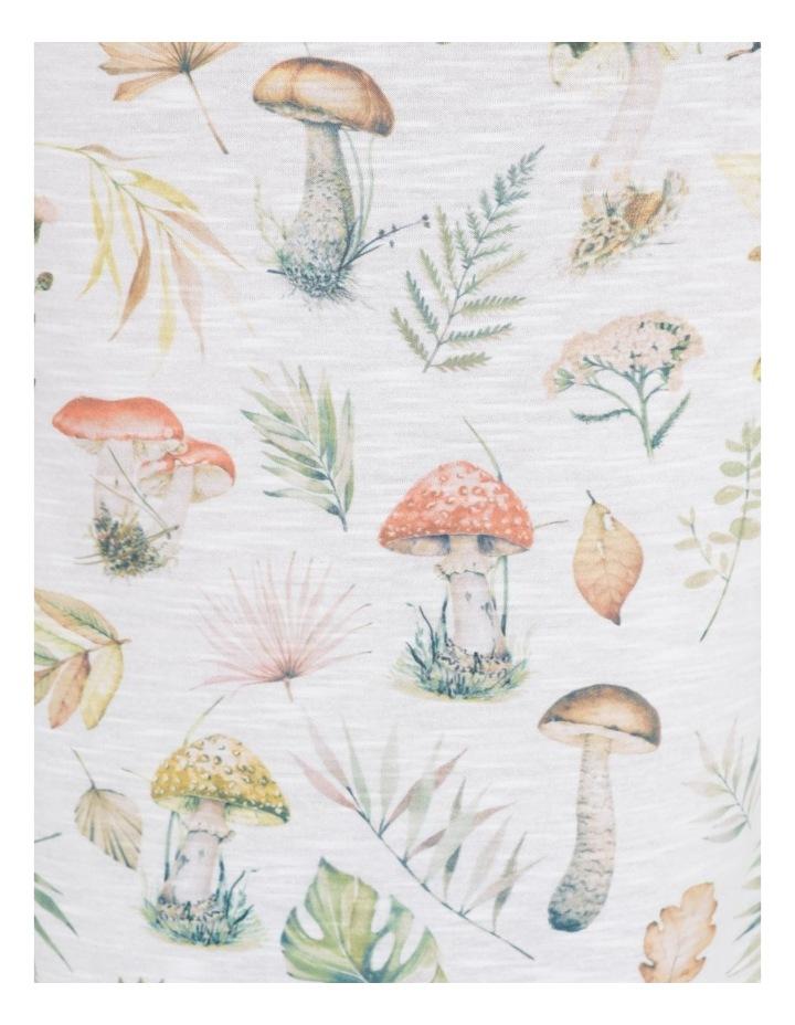 Funghi Fun Yardage Print Short Sleeve Tee image 7