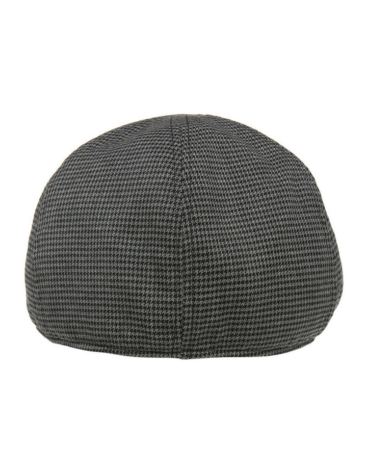 Mini Houndstooth Driving Cap image 3