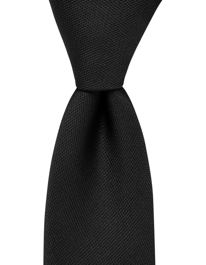 Solid Colour Skinny Tie image 1