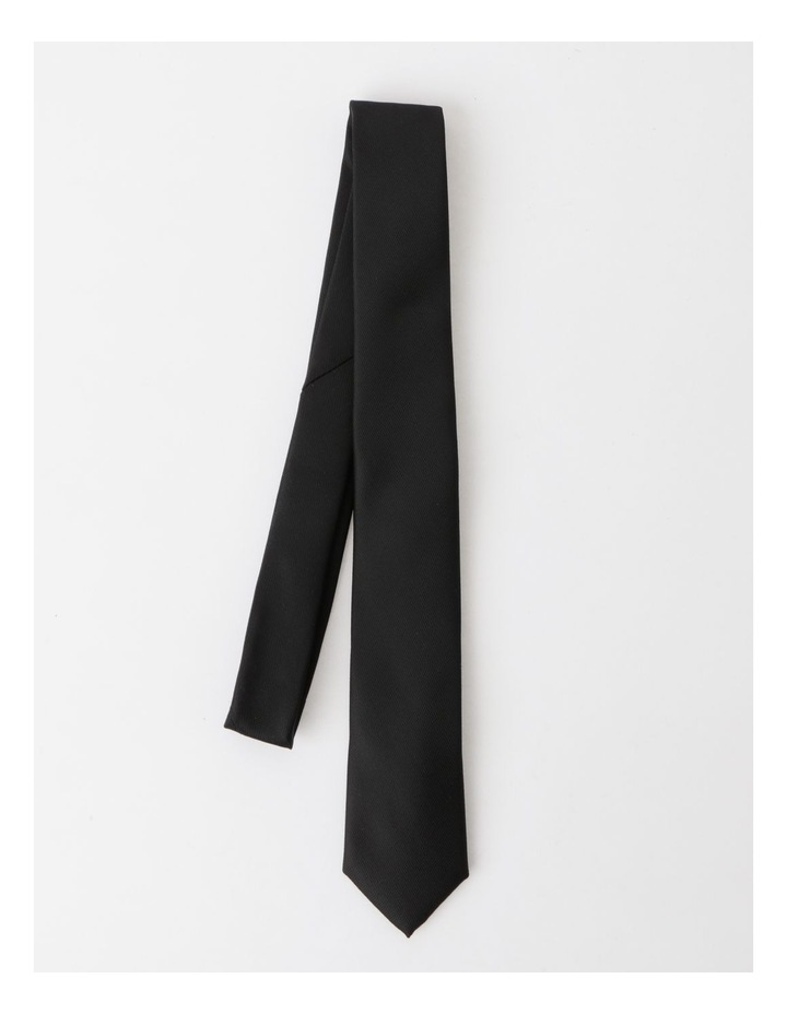 Solid Colour Skinny Tie image 3