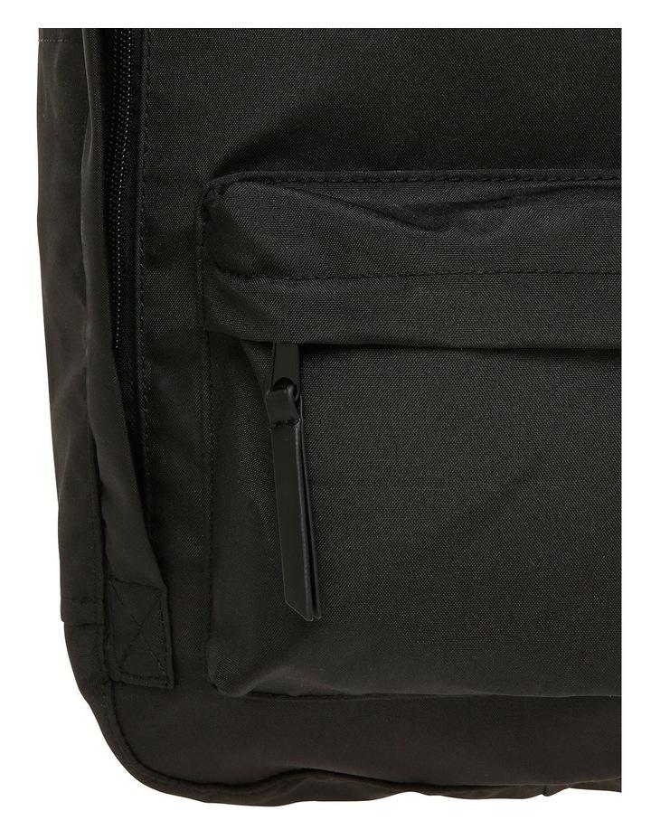 Black Backpack image 3