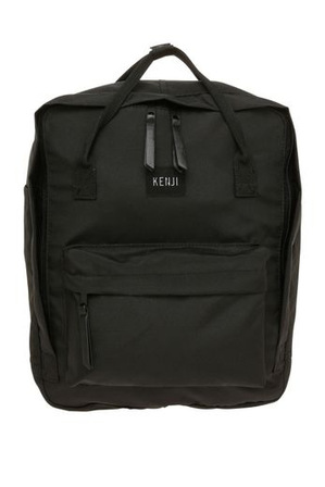 Kenji Black Backpack | Tuggl