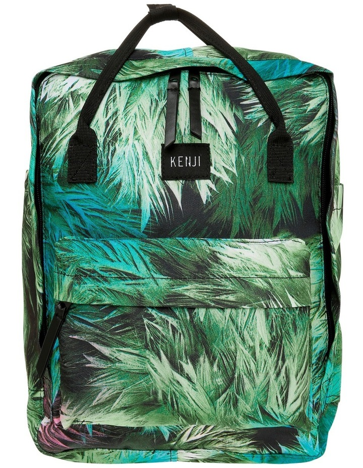Fern Print Backpack image 1
