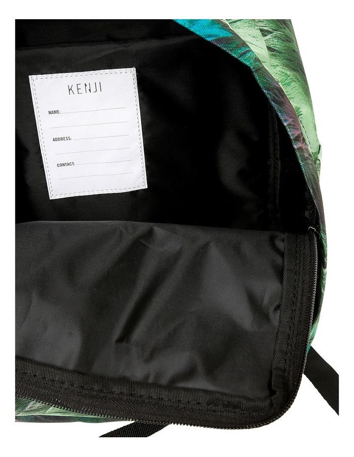 Fern Print Backpack image 4