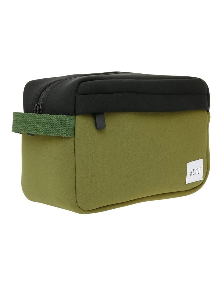 Khaki Toiletry Bag image 2