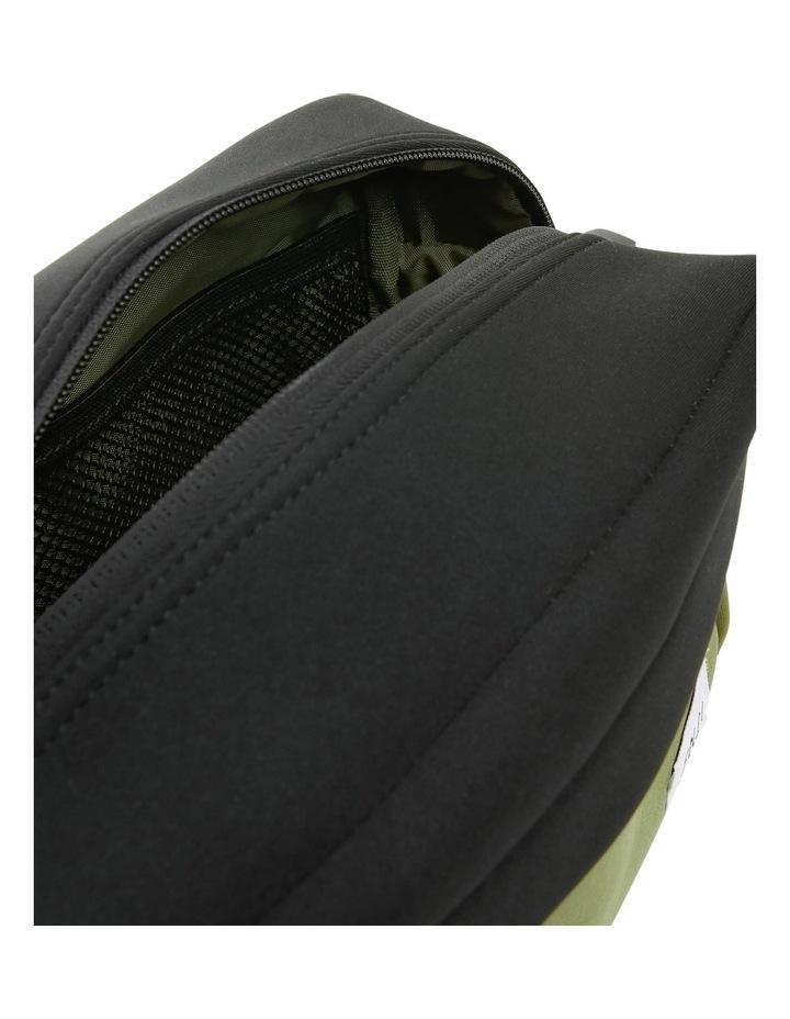 Khaki Toiletry Bag image 4