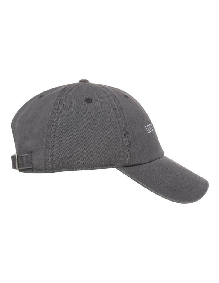 Lost Grey Baseball Cap image 2