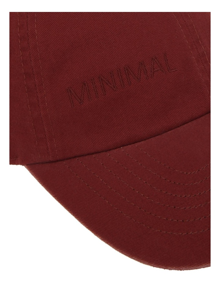 MINIMAL BASEBALL CAP image 4