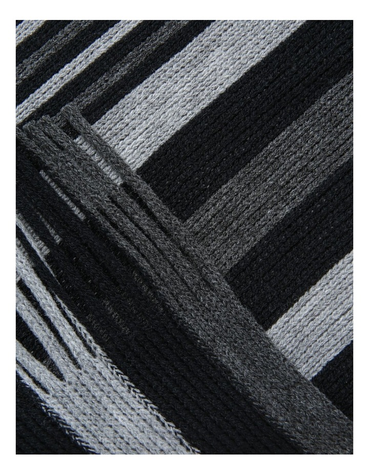FELIX STRIPE SCARF image 2