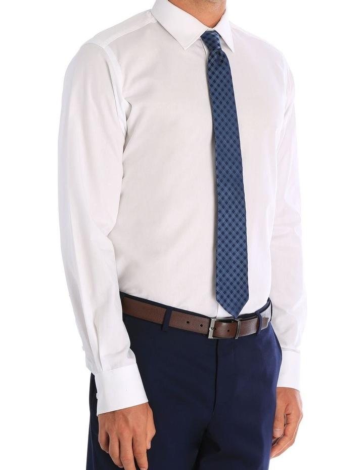 Modernist Collar Business Shirt image 4