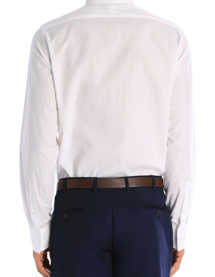Modernist Collar Business Shirt image 6