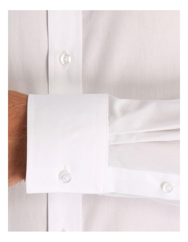 Modernist Collar Business Shirt image 8