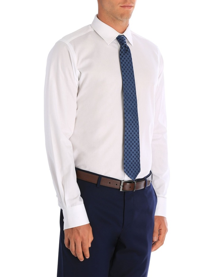Modernist Collar Business Shirt image 3