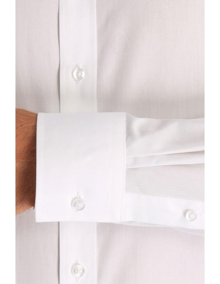Modernist Collar Business Shirt image 7