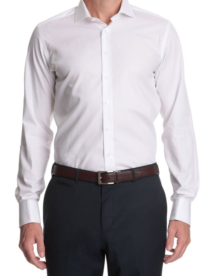 cutaway collar business shirt image 1