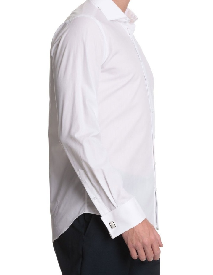 cutaway collar business shirt image 3