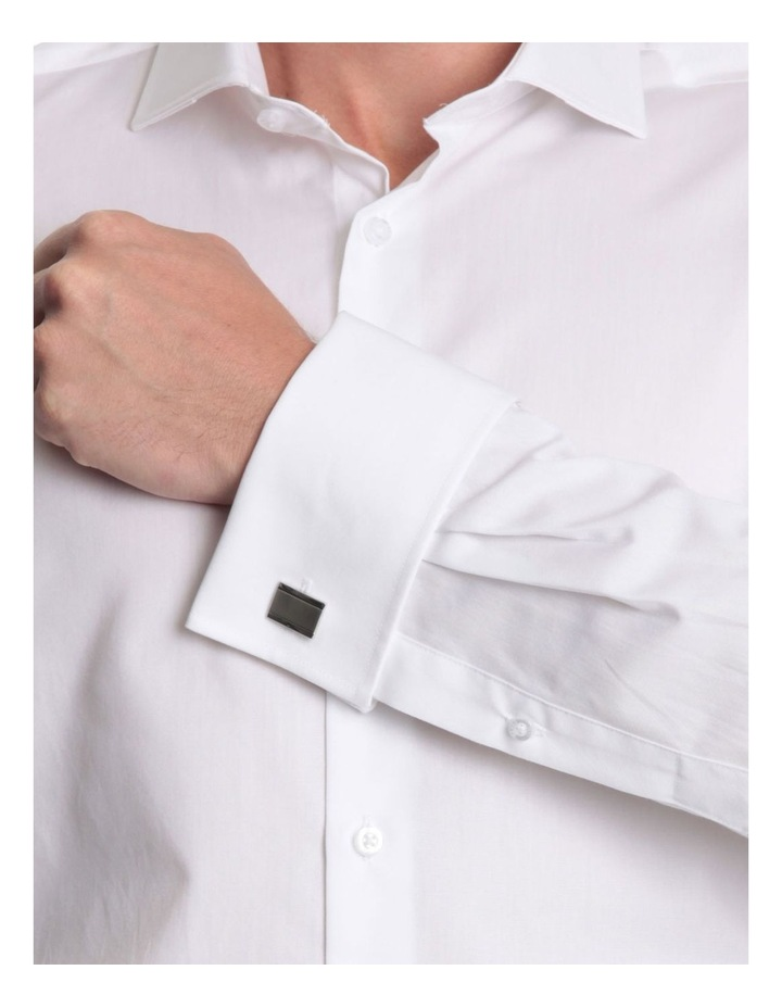 cutaway collar business shirt image 7