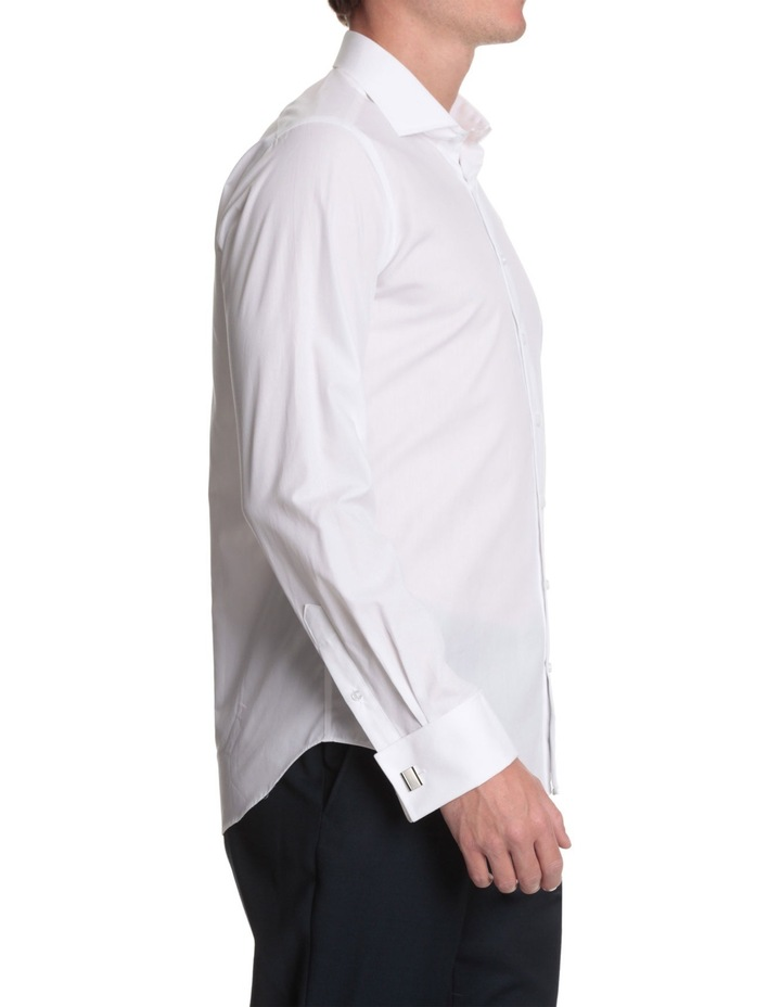 cutaway collar business shirt image 4