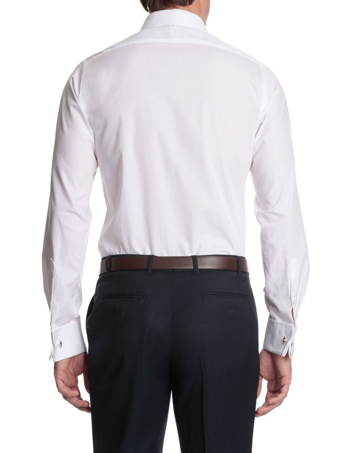 cutaway collar business shirt image 6