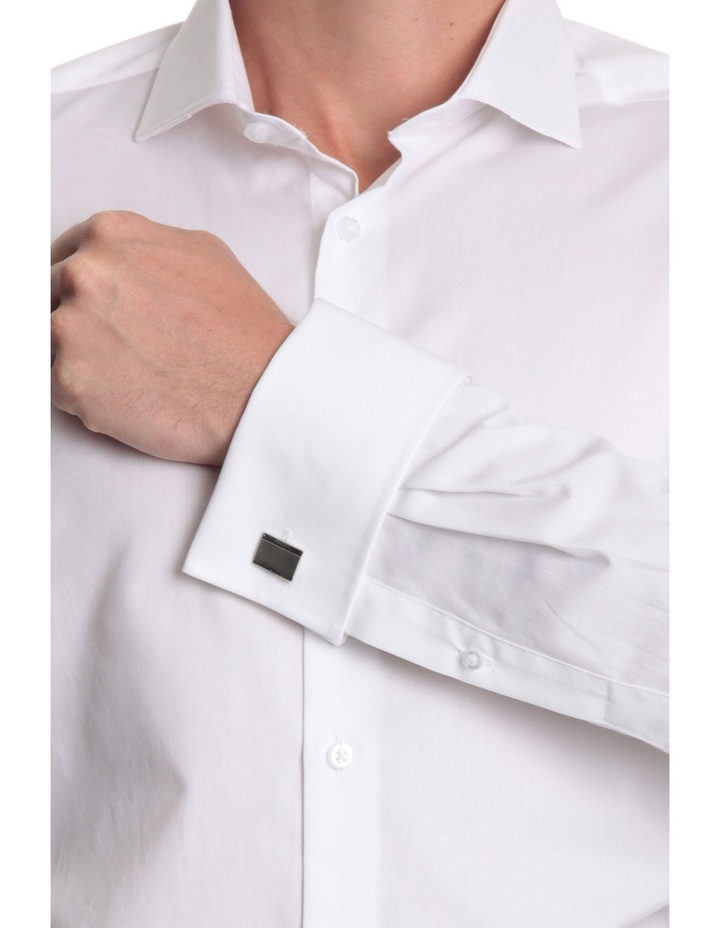 cutaway collar business shirt image 8