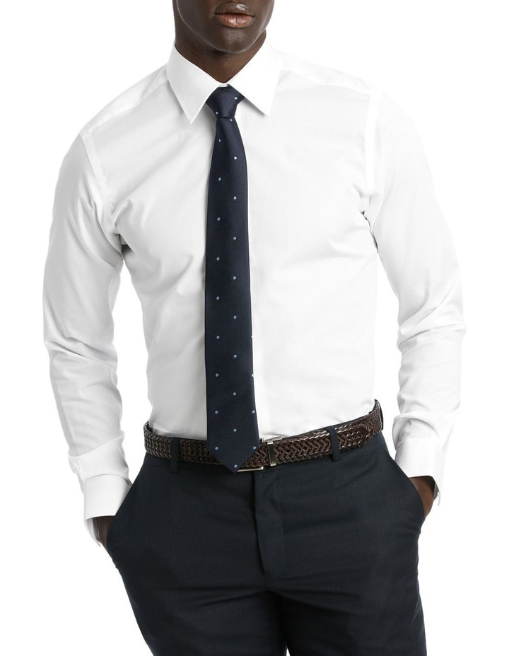 point collar business shirt image 1