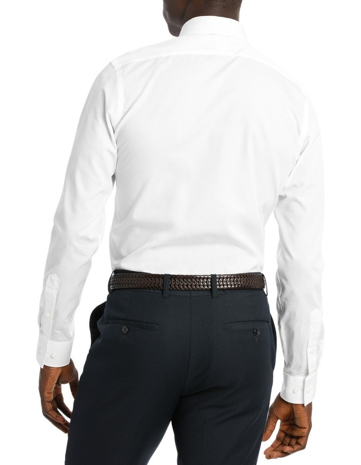 point collar business shirt image 3