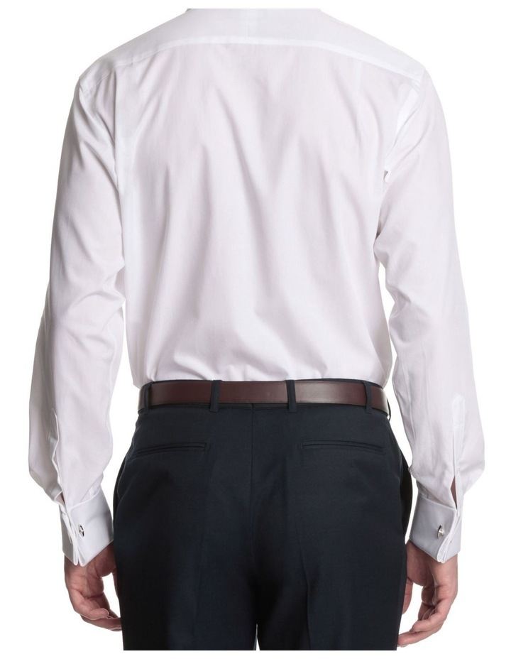 half cutaway collar business shirt image 6