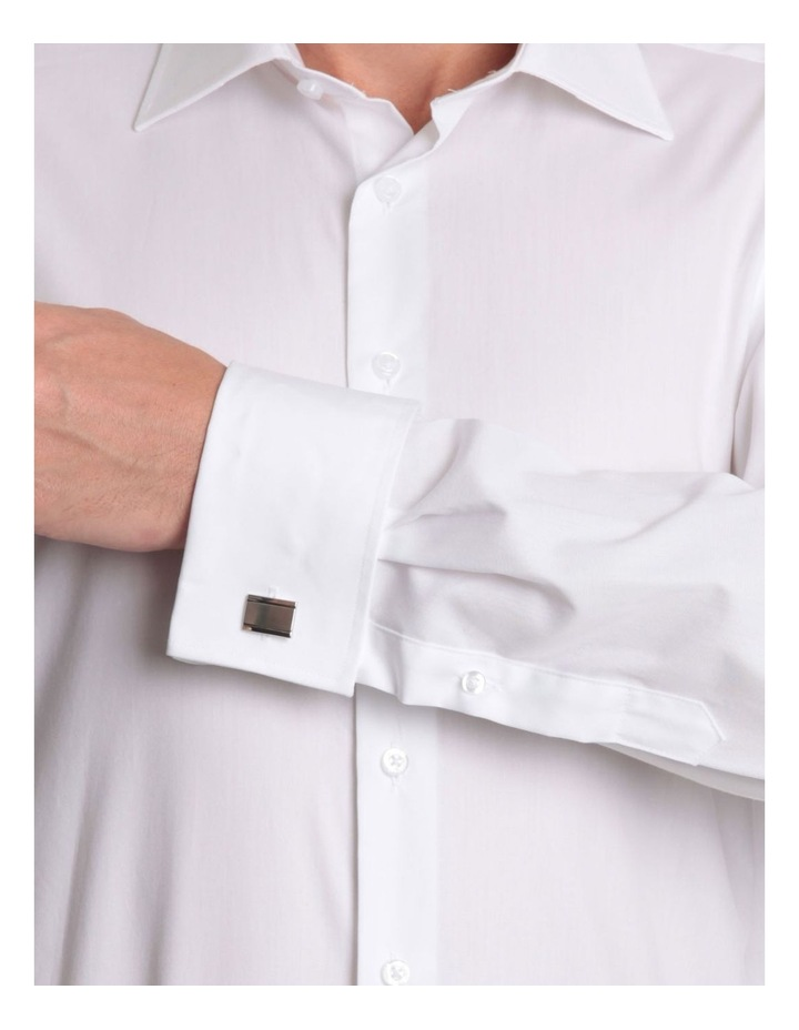 half cutaway collar business shirt image 8