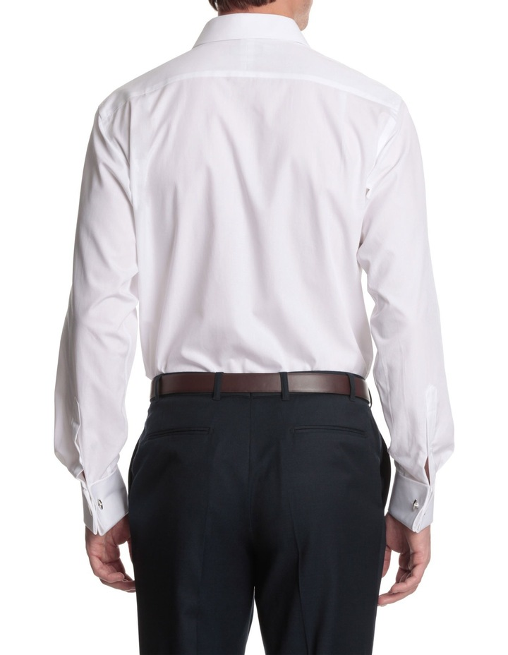 half cutaway collar business shirt image 5