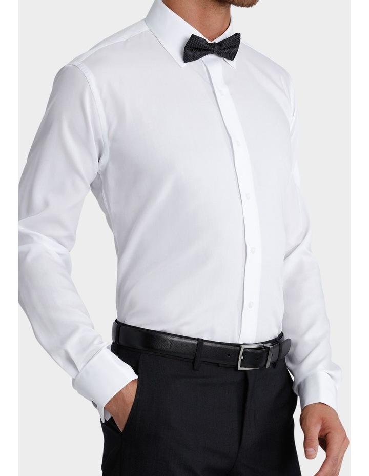 Plain White Business Shirt image 4