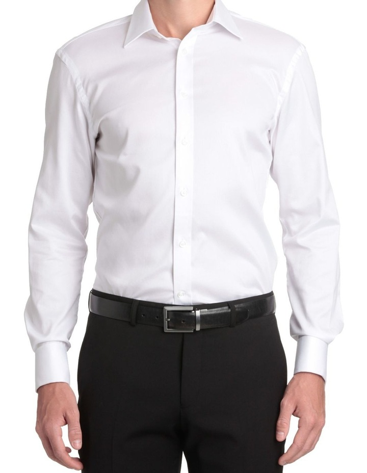 Luxe Plain Twill Business Shirt image 1