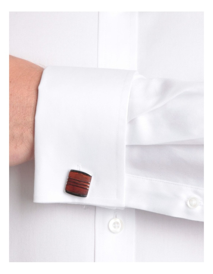 Luxe Plain Twill Business Shirt image 3