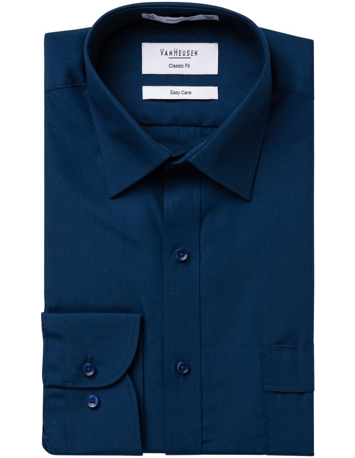 Navy Business Shirt image 1