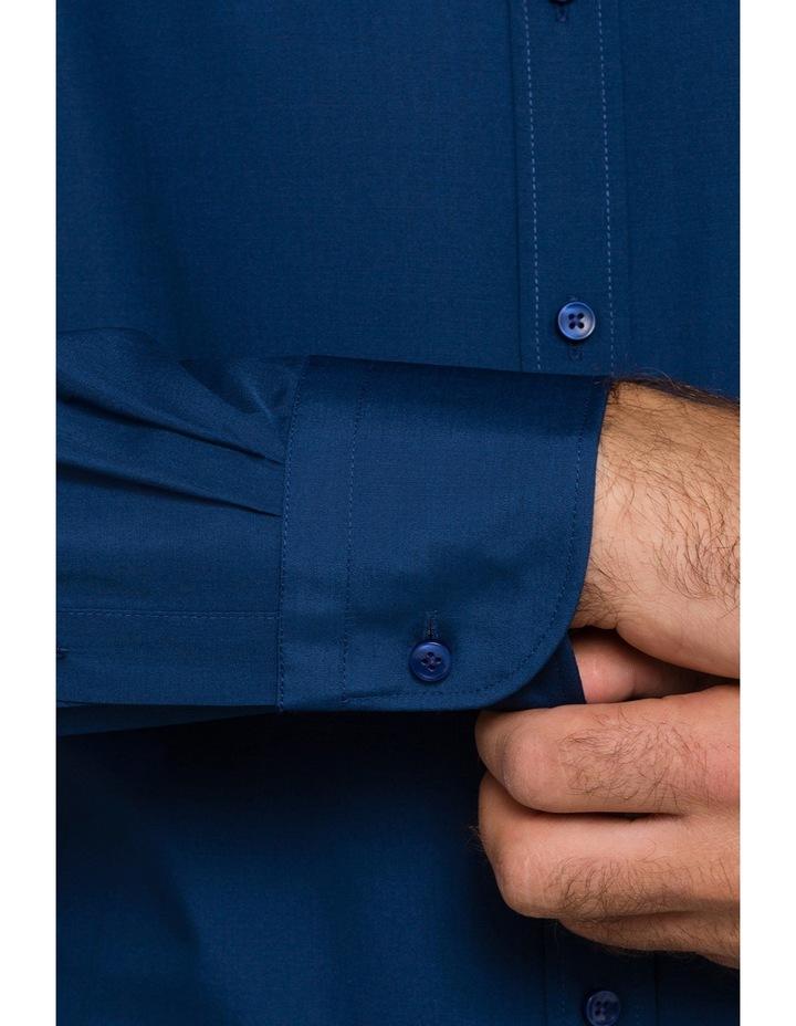 Navy Business Shirt image 5
