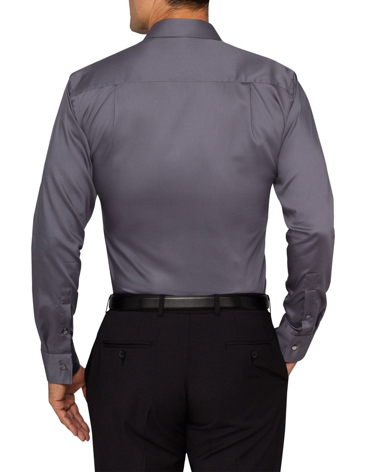 Solid Business Shirt image 2