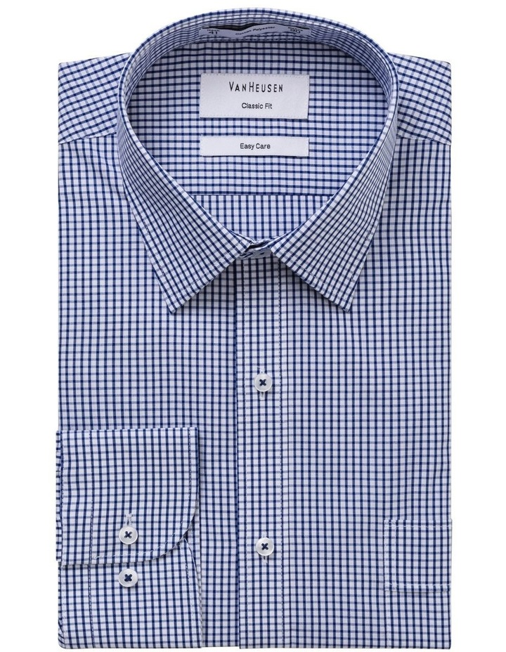 Check Classic Fit Business Shirt image 1