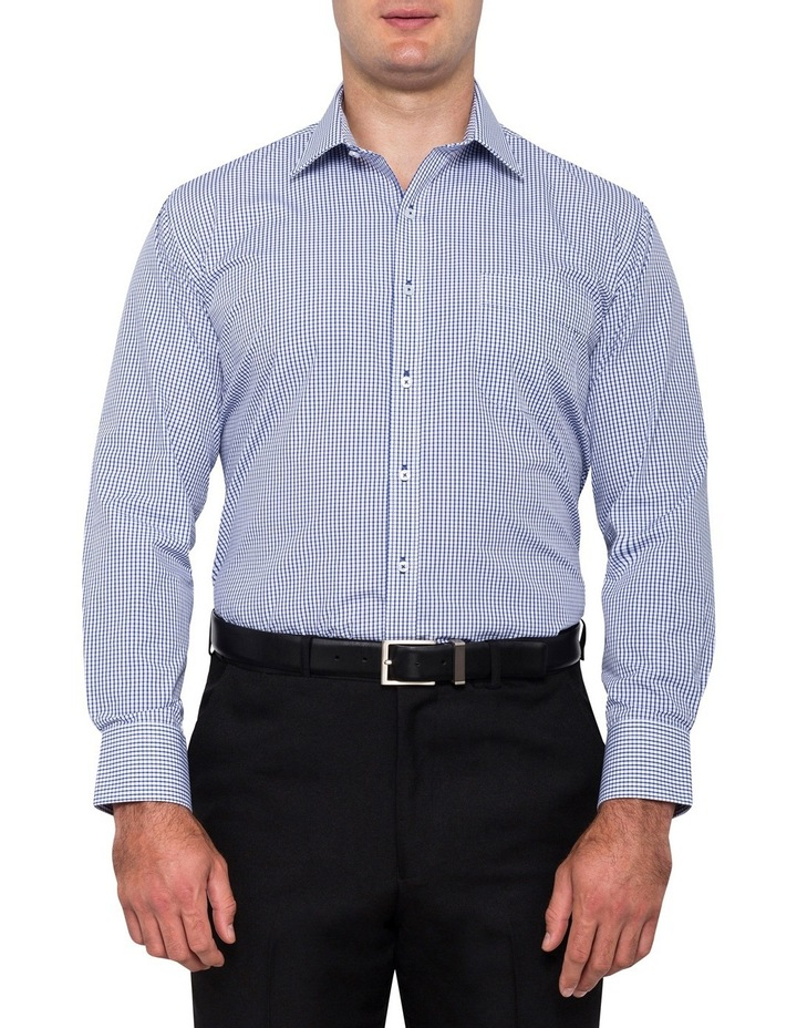 Check Classic Fit Business Shirt image 4