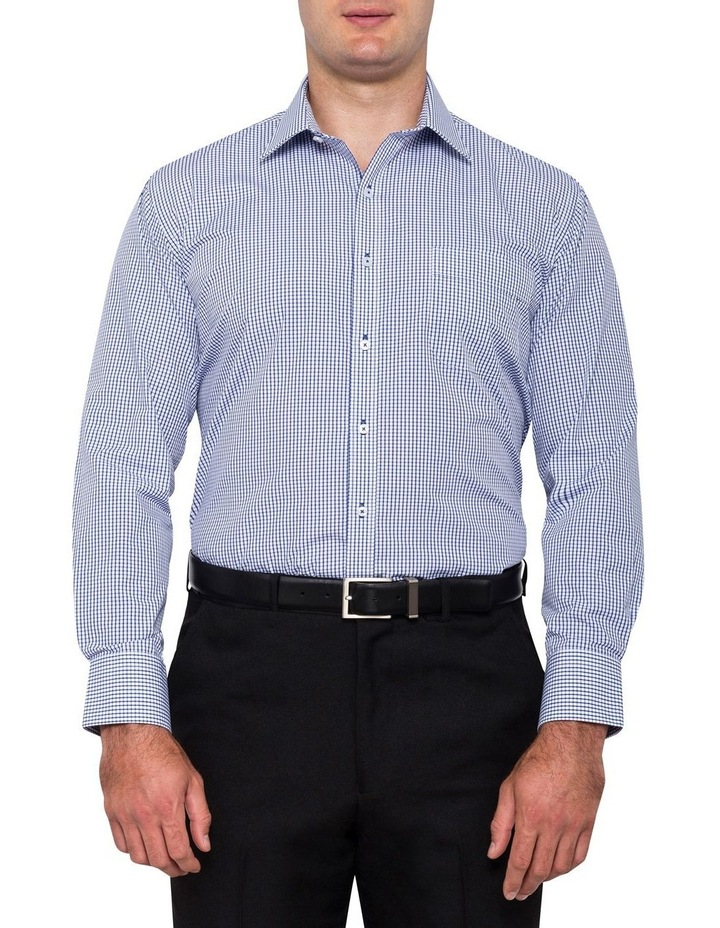 Check Classic Fit Business Shirt image 3