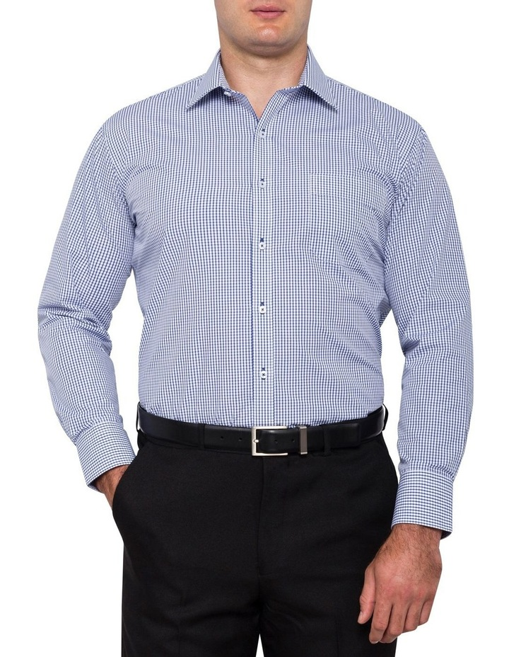 Check Classic Fit Business Shirt image 5