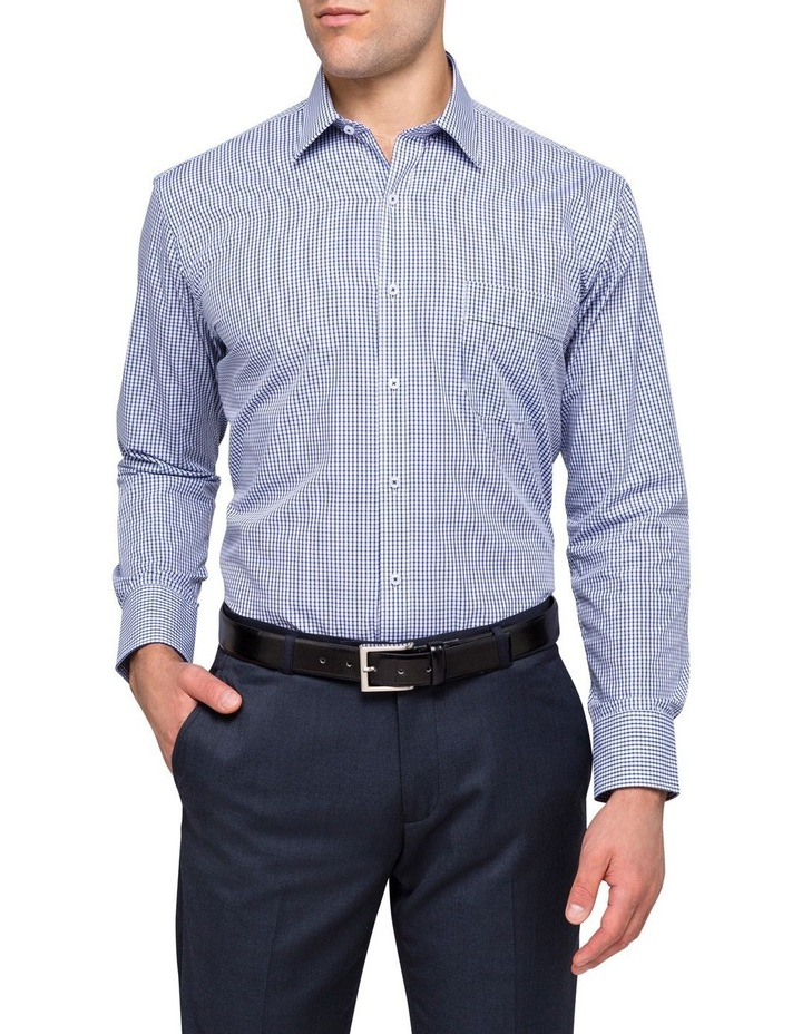 Check Classic Fit Business Shirt image 7