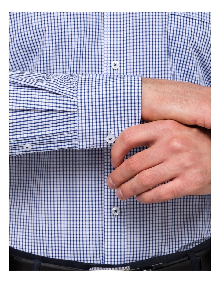 Check Classic Fit Business Shirt image 11